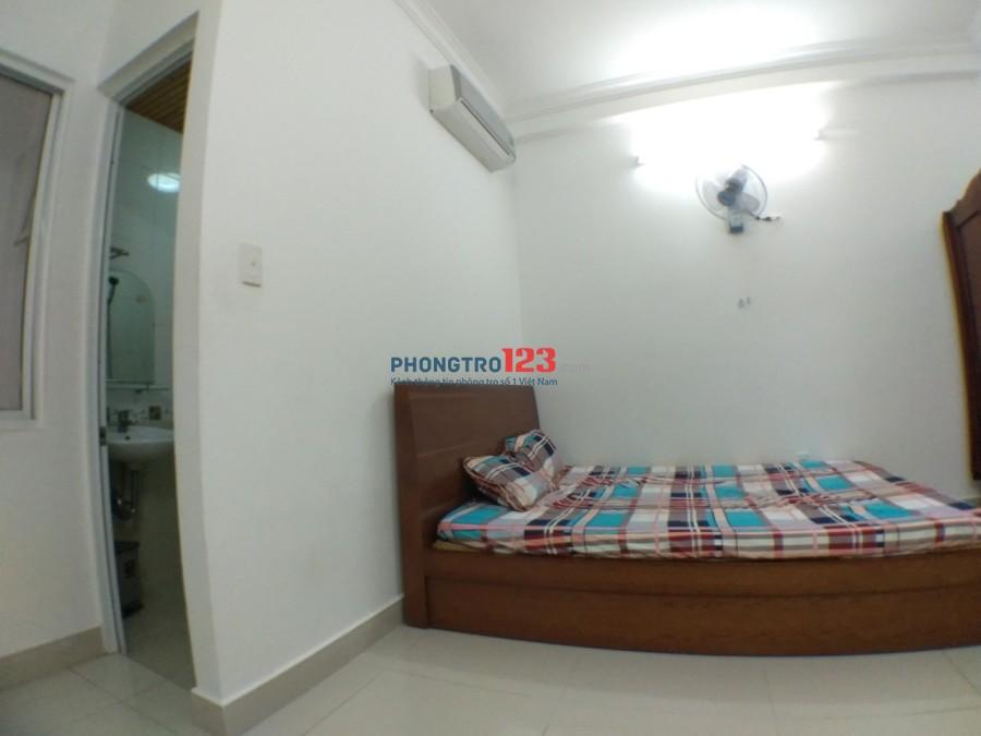 Phòng Full Nội thất,HXH,Giờ TD,Không chung chủ,Giá 4,5tr- tại 793 Trần Xuân Soạn,sau CC Sunrise City,Cạnh Lotte Q7