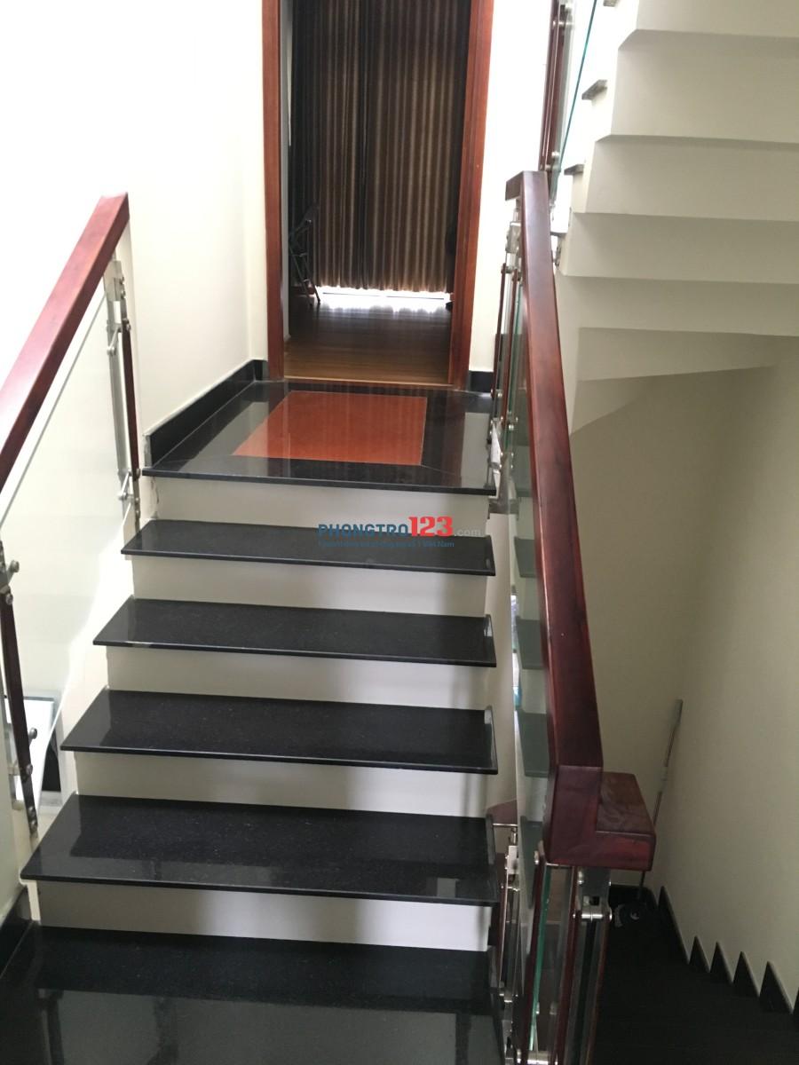 Cho bạn nữ thuê phòng cao cấp tại 364 Dương Quảng Hàm, P.5, Gò Vấp