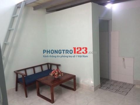 Cho thuê nhà trọ giá rẻ phường 15, Tân Bình