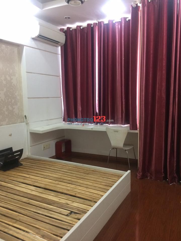 Cho thuê phòng hẻm 100/7K Thích Quảng Đức, P.5, Q.Phú Nhuận