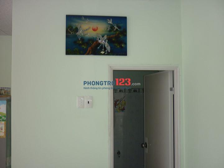 NHÀ CHO THUÊ 5/99/30 Nơ Trang Long P7 Bình Thạnh  (Nguyên căn, có gác rộng, sân để xe bếp riêng)