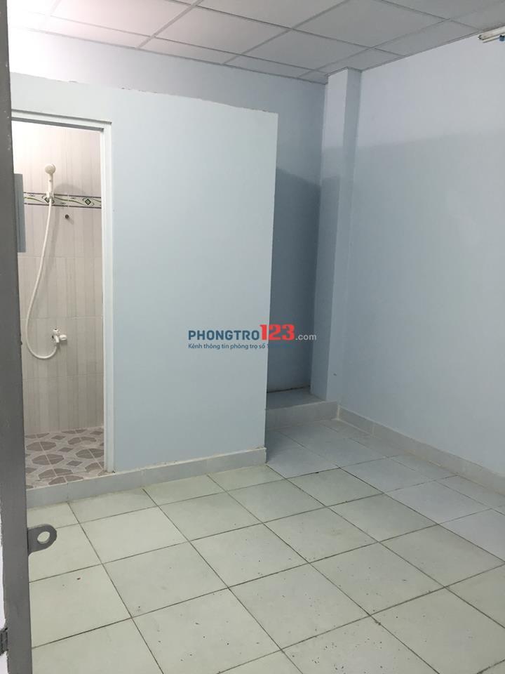 Phòng trọ giá rẻ 379 Âu Cơ, Q.Tân Phú