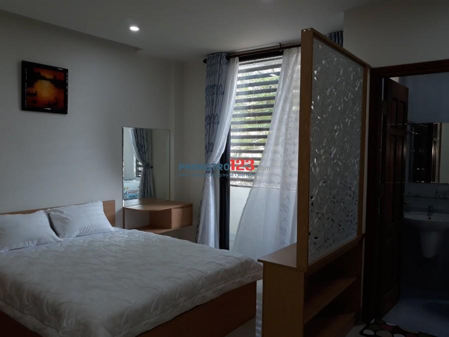 Cho thuê phòng căn hộ mini 4.8 triệu/tháng