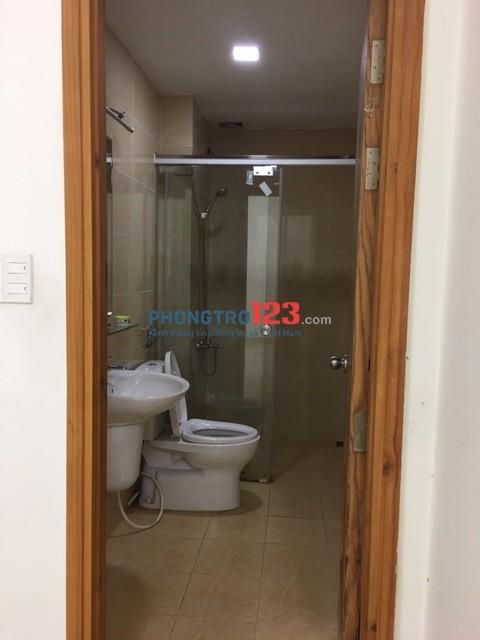 Cho thuê phòng  gần trung tâm TP, đủ tiện nghi giá 3,5 triệu/ tháng