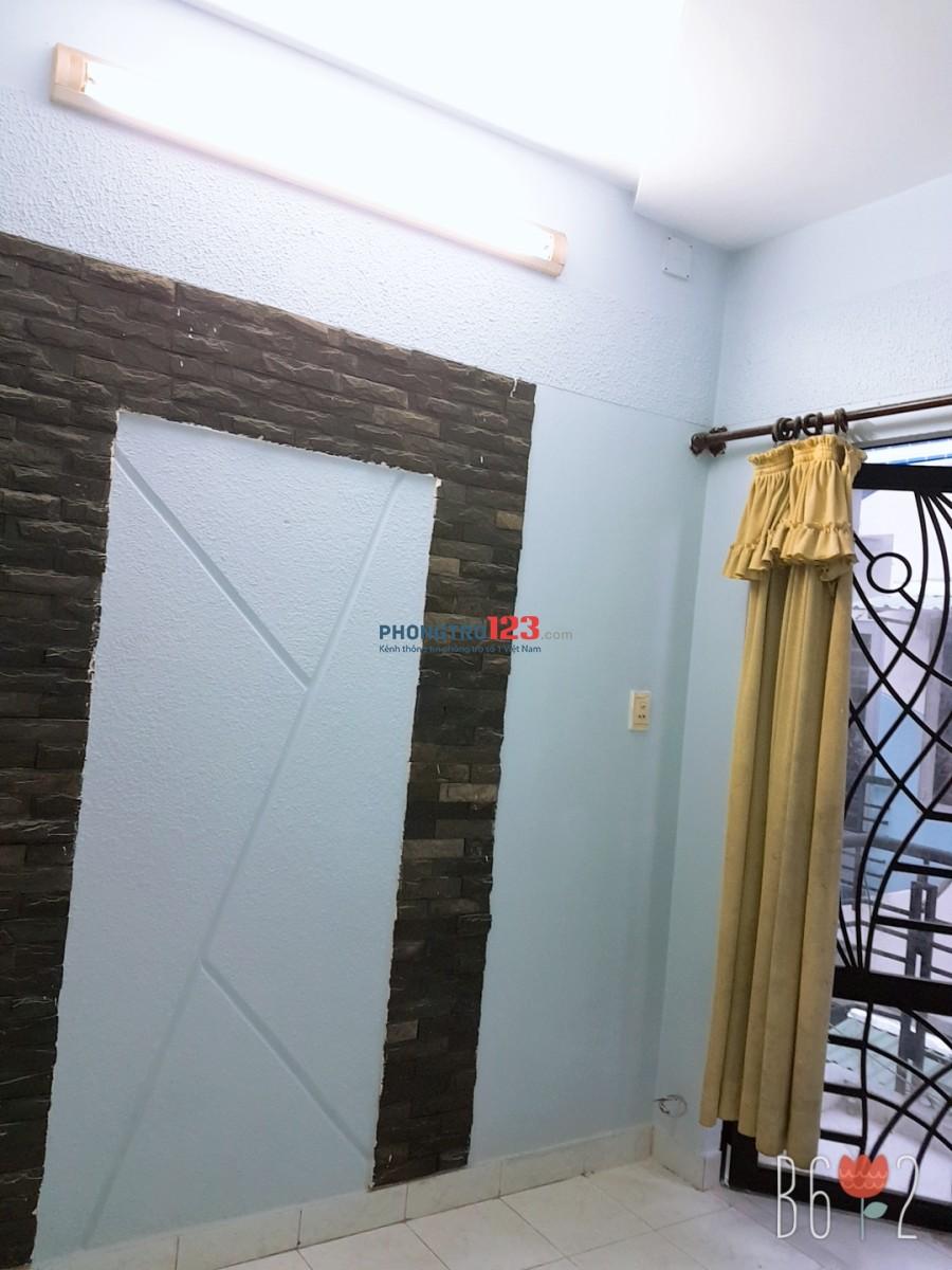 Cho thuê phòng đường Nguyễn Thiện Thuật (đoạn Chợ Bàn Cờ, Nguyễn Đình Chiểu)