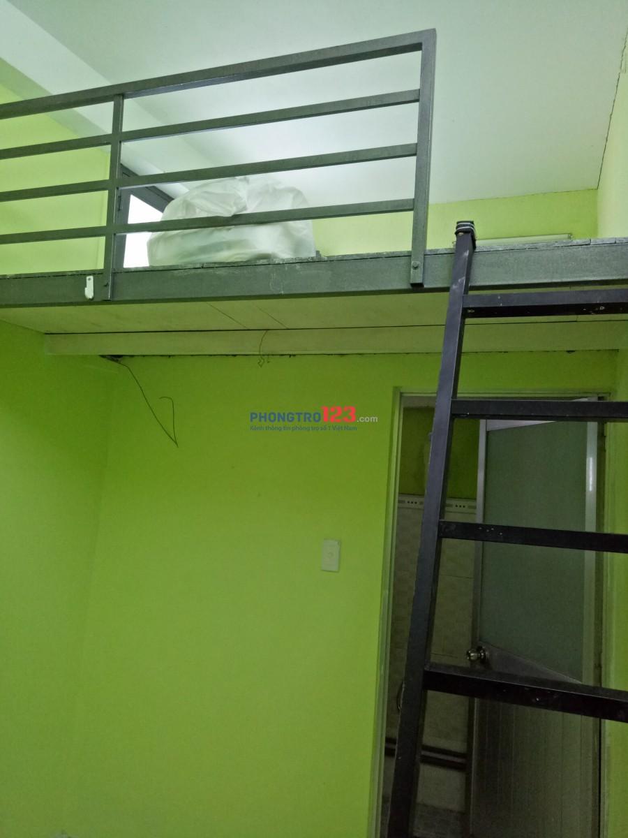 Phòng mới xây tiện nghi , cho thuê, giờ tự do .