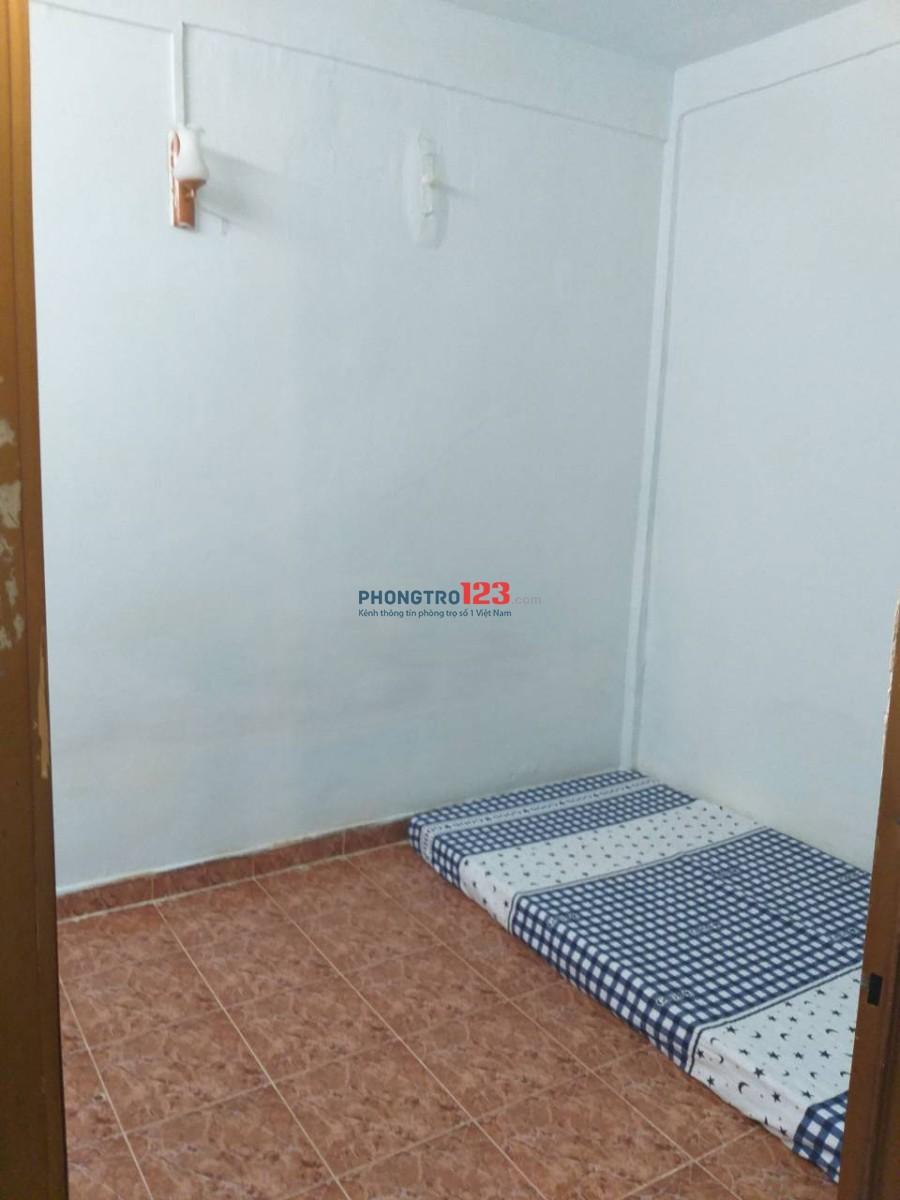Cho thuê phòng 10m có máy lạnh Chung cư Ấn Quang F9,Q10