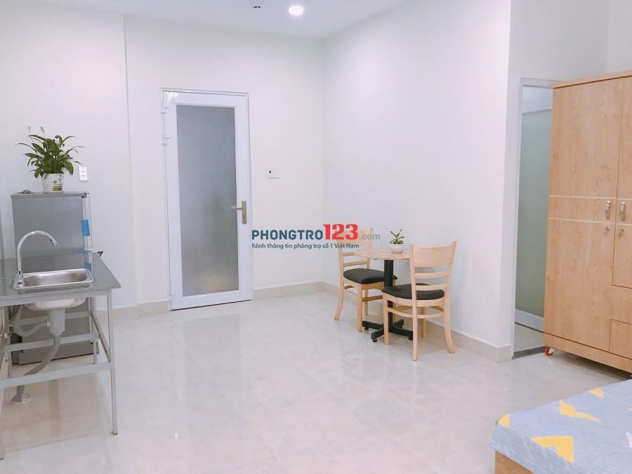 Phòng đầy đủ tiện nghi ngay CMT8, Bành Văn Trân, CV Lê Thị Riêng 5tr/th