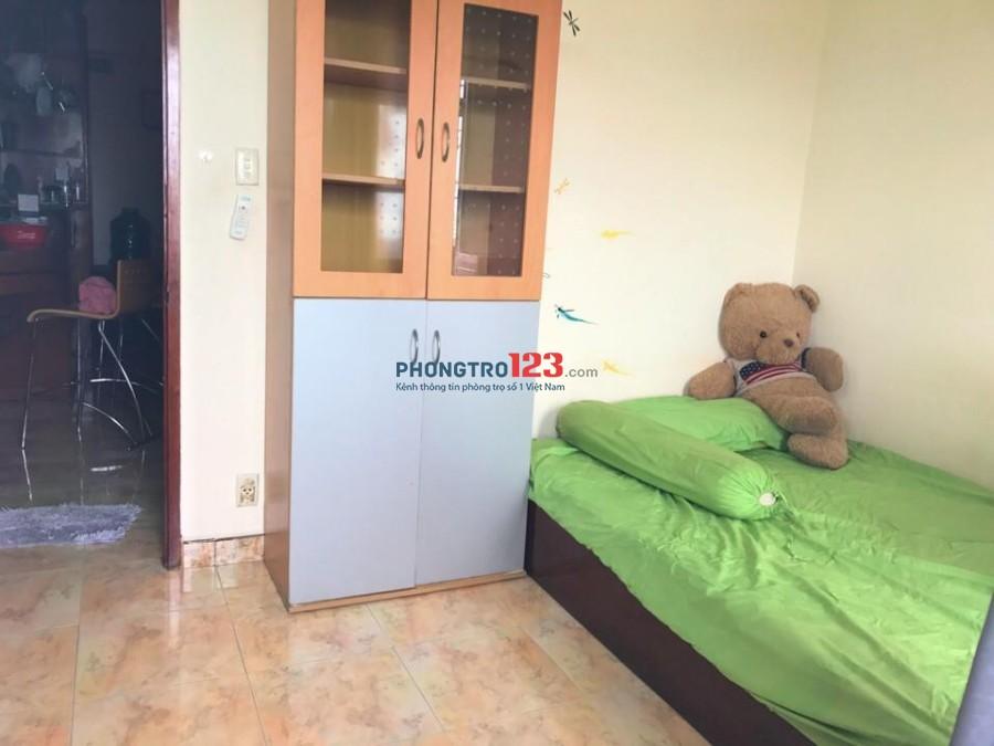 Cho thuê phòng giá rẻ tại chung cư Miếu Nổi - Bình Thạnh