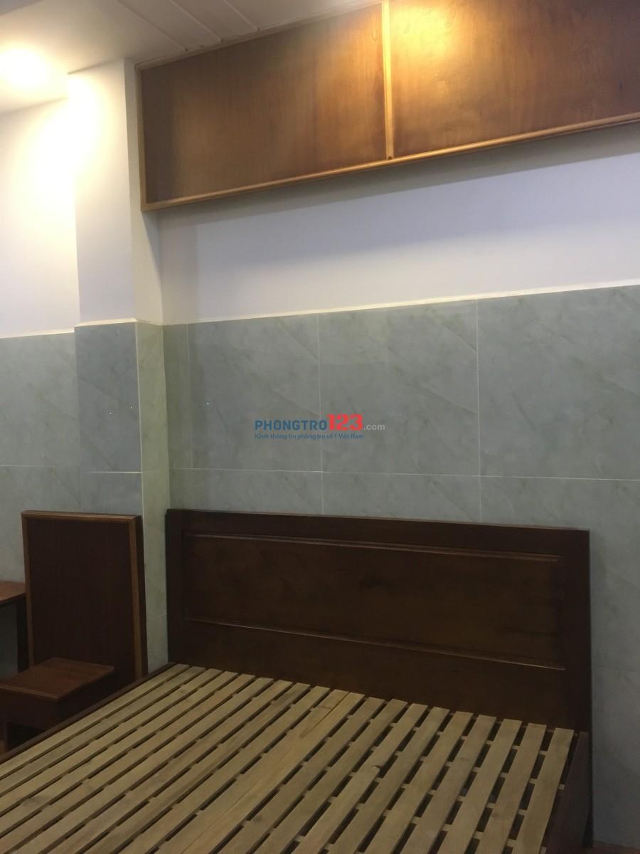 Cho thuê phòng trọ mới xây, đầy đủ tiện nghi, quận Bình Tân (2,5 triệu/tháng)