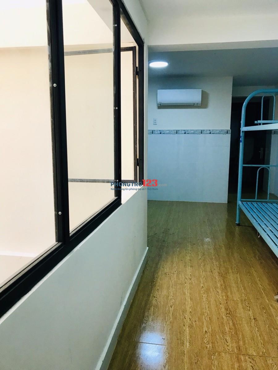 Phòng trọ sinh viên 5-6 bạn ở, Phan Văn Hân, Q Bình Thạnh - gần Hutech, Hồng Bàng, UEF