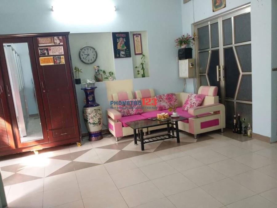 Cho thuê Văn phòng, dạy học hoặc ở khu vực gần CV Lê Thị Riêng 55m2