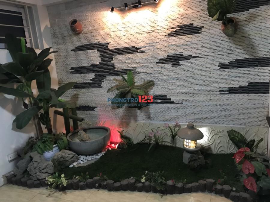 8/3 Tặng 300K cho khách thuê phòng đẹp, chung cư mini tại ngõ 271 Yên Hòa - Trung Kính