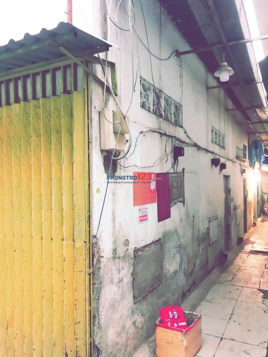 Cho thuê phòng trọ Q.7, Gần DH Marketing, gần khu CX Tân Thuận