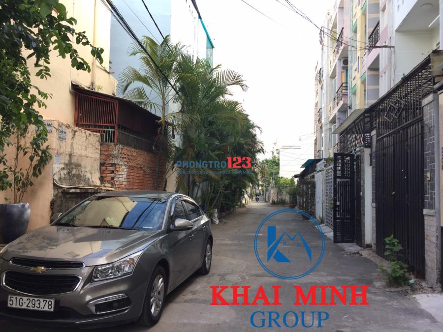 Phòng cho thuê chính chủ, có ban công, gần chợ Hạnh Thông Tây - Gò Vấp