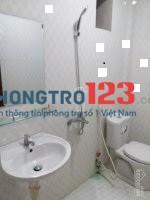 Phòng mới xây 25m2, đủ tiện nghi Ngô Quyền, Q.5. Giá 4tr7/th