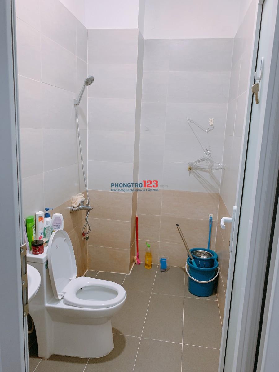 Phòng cho thuê đầy đủ tiện nghi, q7