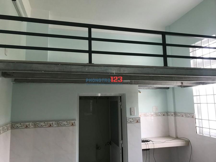 phòng trọ quận 12 mới xây 100%