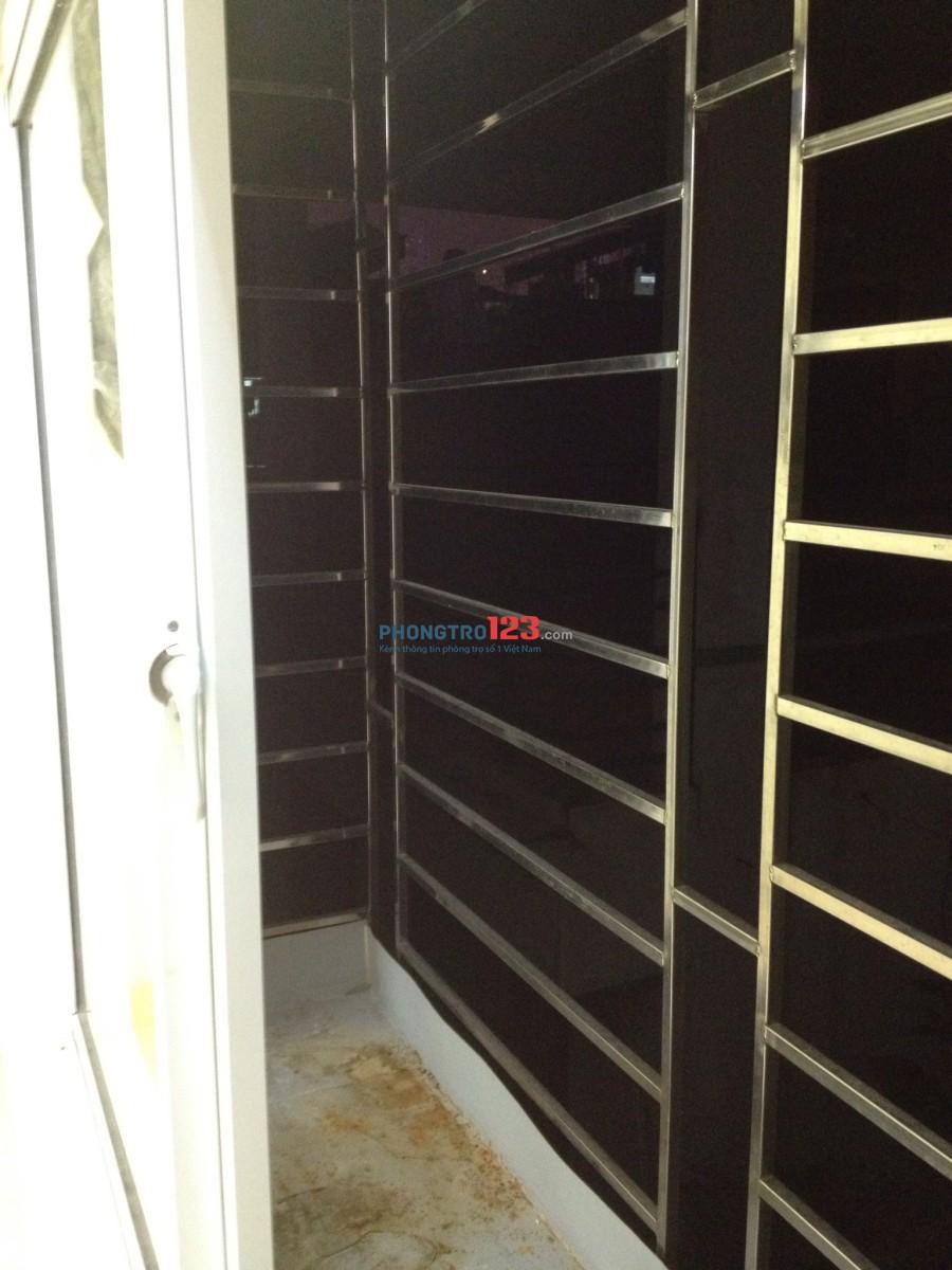 cho NỮ thuê phòng khép kín có điều hòa, nóng lạnh