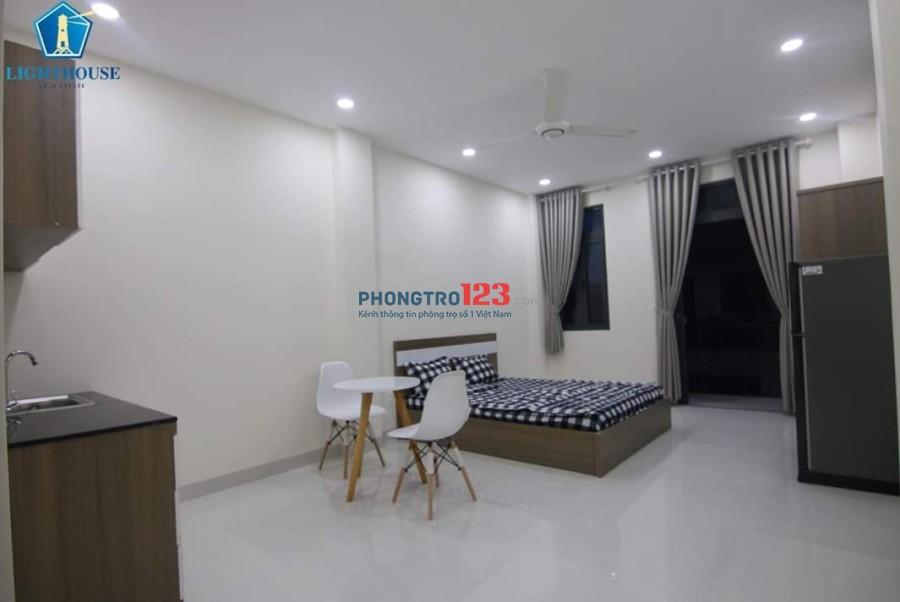 Căn hộ mini 30m2,mới xây 100% full tiện nghi khu Sân Bay Tân Sơn Nhất
