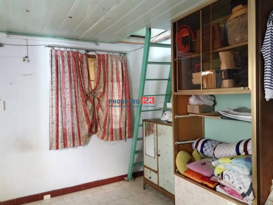 Tìm nữ ở ghép CC 353 Nguyễn Trãi, Quận 1