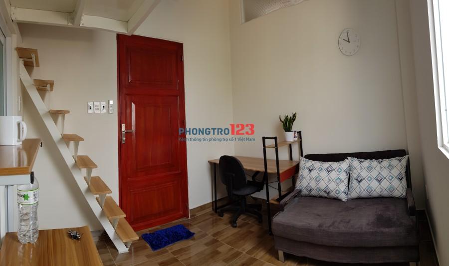 Phòng đầy đủ nội thất, căn hộ dịch vụ giá rẻ, quận Tân Phú cần cho thuê - beehey.com