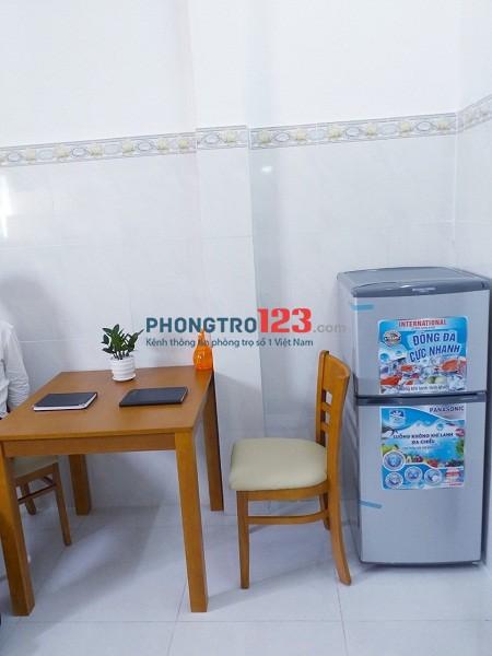 Căn hộ mini có gác full nội thất đường Trường Chinh, P.13, Quận Tân Bình
