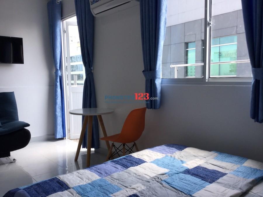 Cho thuê phòng full nội thất 33/10 đường Trường Sơn, P.4, Tân Bình. Dt 30m2
