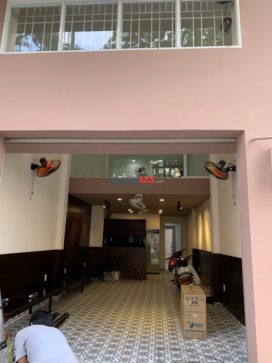 Cho thuê văn phòng và phòng ở 88 Nguyễn Trường Tộ, P.12, Q.4