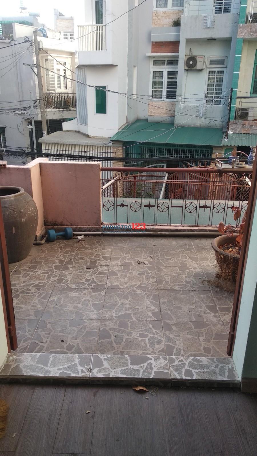 Share lại 01 tầng nhà phố đường Lê Đức Thọ, gần Lottemart Gò vấp