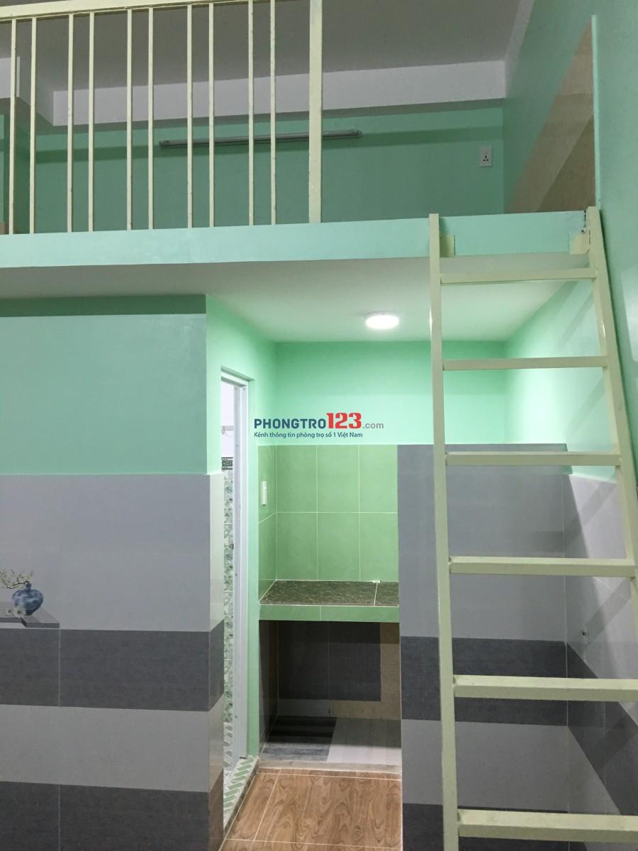 Cho nữ thuê phòng Tân Thành, quận Tân Phú
