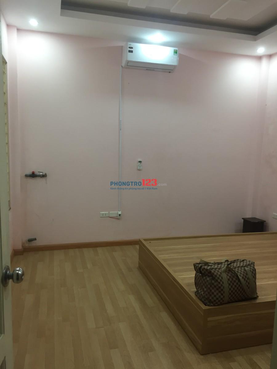 Cho thuê phòng trọ ở khu vực Trường Chinh