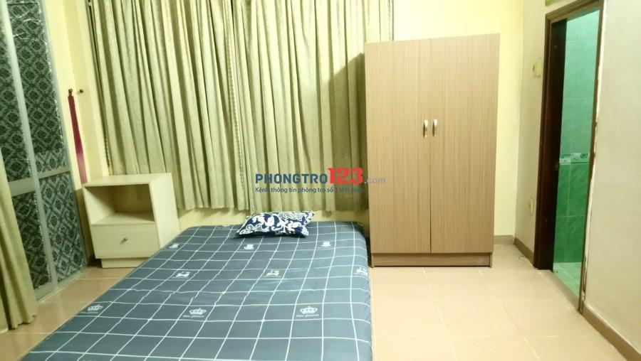 Cho thuê phòng 20m2 Trần Não, Q.2 đầy đủ tiện nghi, sạch sẽ