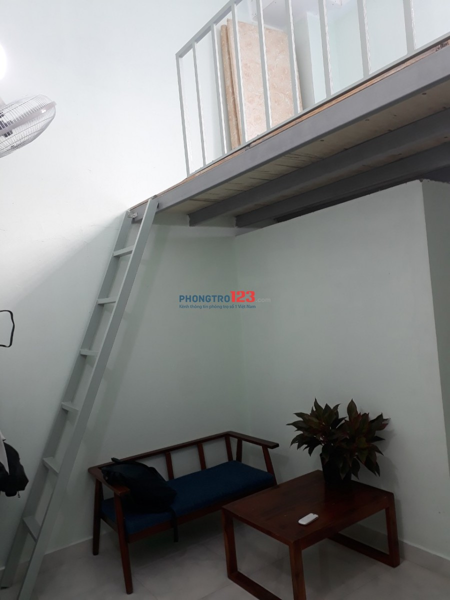 Cho thuê phòng trọ đường Phạm Văn Bạch, Q.Tân Bình. Giá rẻ