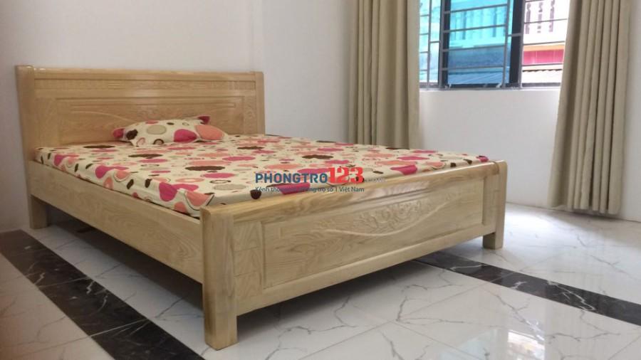 Cho thuê phòng siêu đẹp, mới 100% Phạm Văn Đồng
