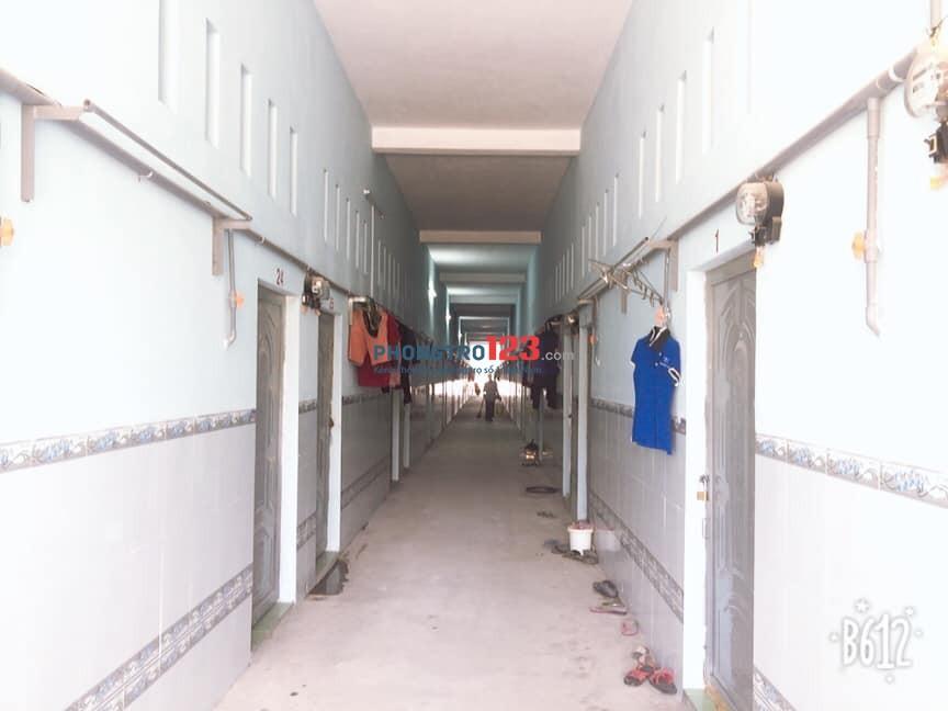 Cho thuê phòng trọ giá rẻ - rộng đẹp - thoáng mát trong khu công nghiệp Hải Sơn - Tân Đức, huyện Đức Hòa, tỉnh Long An