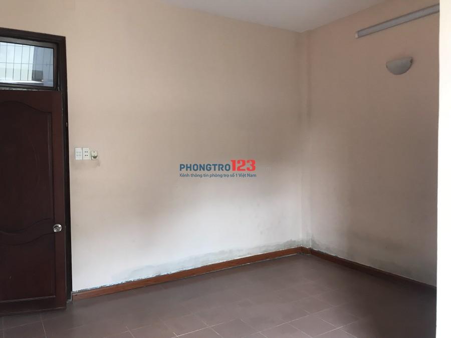 Phòng trọ 18m2 1075 Phan Văn Trị, Q.Gò Vấp