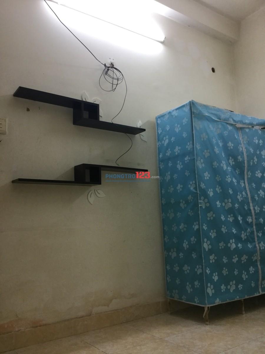 Cho thuê phòng trọ 1.7tr đến 2.5t bao điện, nước tại Phạm Văn Chiêu, Quận Gò Vấp