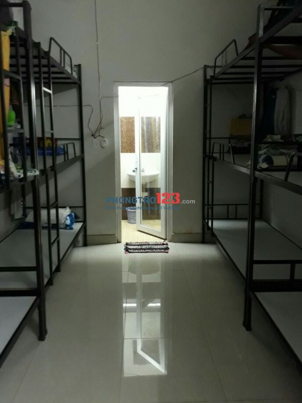 Phòng Trọ ở ghép phòng 6 người đường Nguyễn Xí Q Bình Thạnh