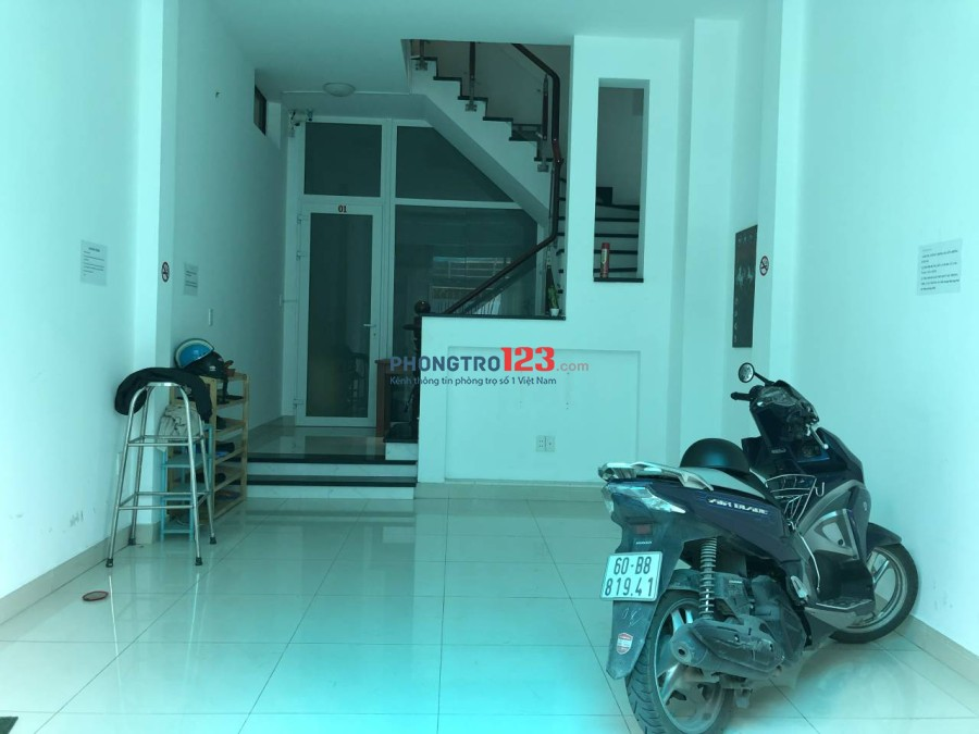 Phòng Full Nội thất, HXH, Giờ TD, Giá 4,2m tại 793 Trần Xuân Soạn, sau CC Sunrise City, Cạnh Lotte Q7