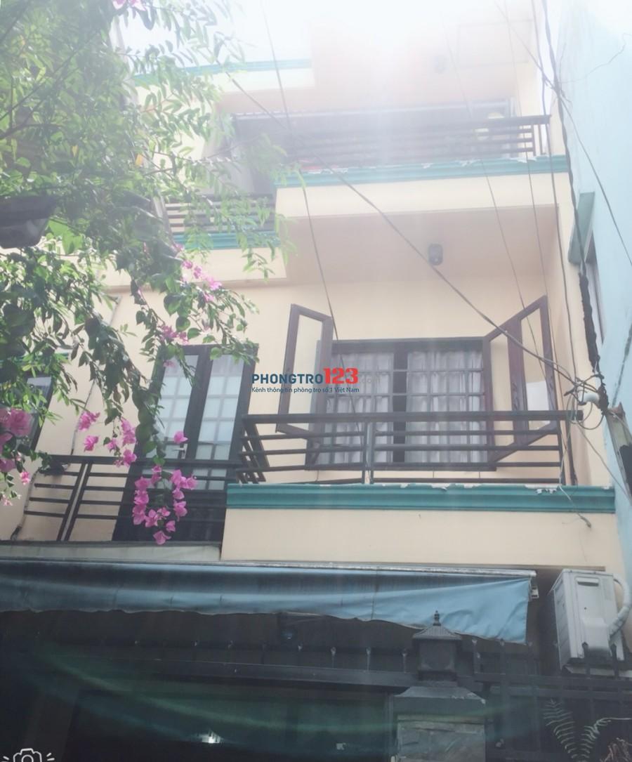 Cho thuê phòng trọ sạch gần Vivo City Q.7