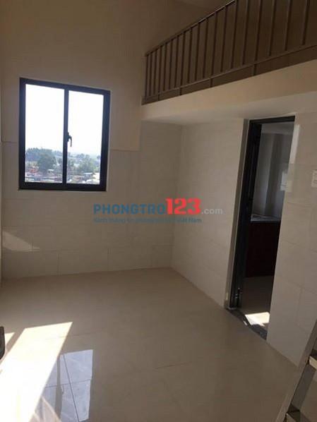 Phòng cho thuê mới xây 30m2 ngay phường 15, Tân Bình