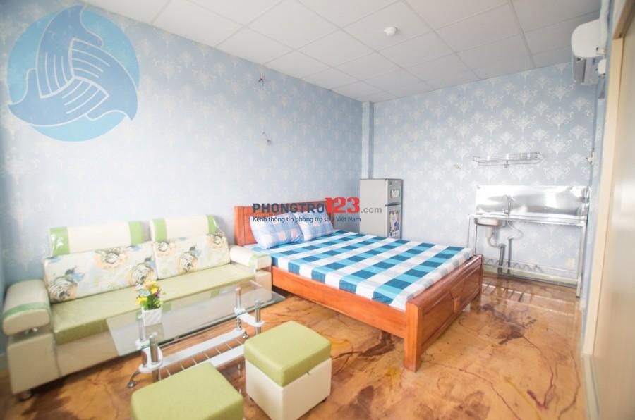 Phòng cao cấp full nội thất tại Xô Viết – Nghệ Tĩnh, Bình Thạnh