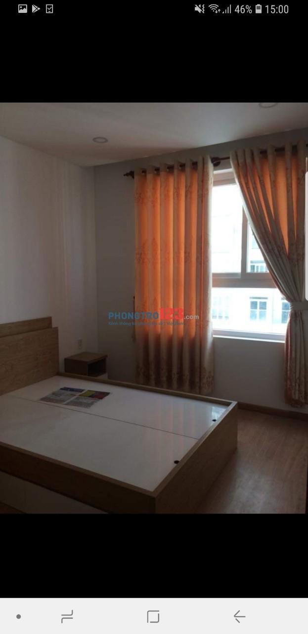 Cho thuê căn hộ chung cư Hưng Phát Silver Star nhà đẹp 3 phòng ngủ, nội thất đầy đủ