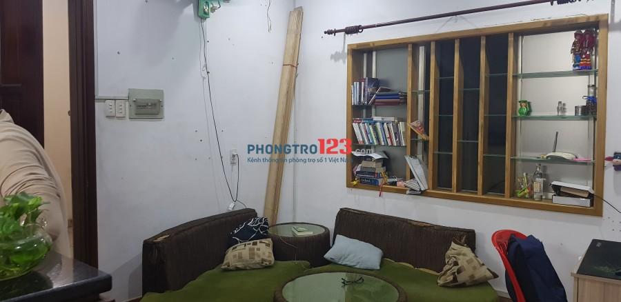 Cho thuê lại 1 phòng trong căn hộ 2PN 68m2 khu An Phú, Quận 2