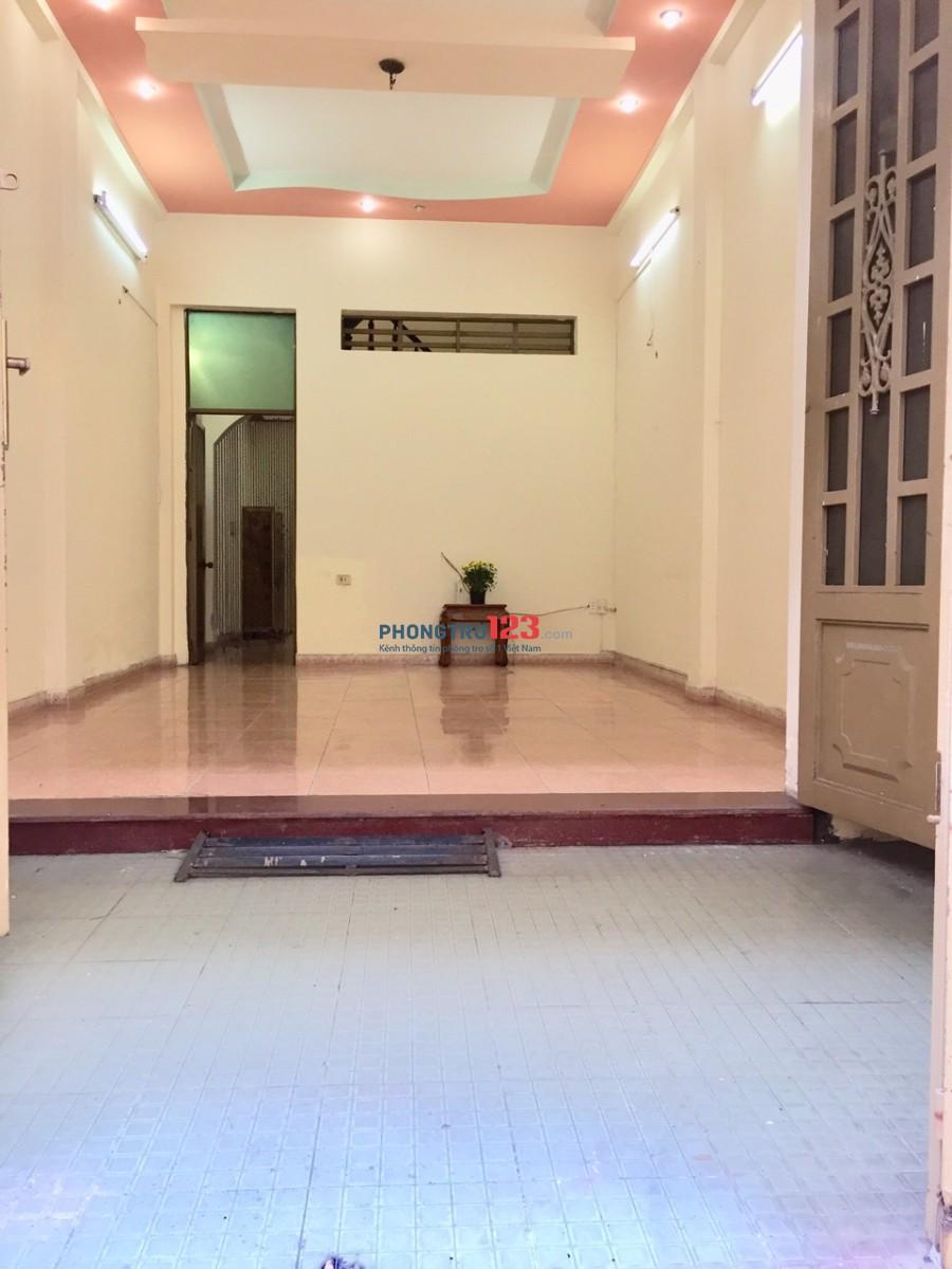 Cho thuê nhà 4x17 1 lầu, HXT 44/2 Tân Hải, Tân Bình – sát bên ETown Cộng Hoà 13,5tr