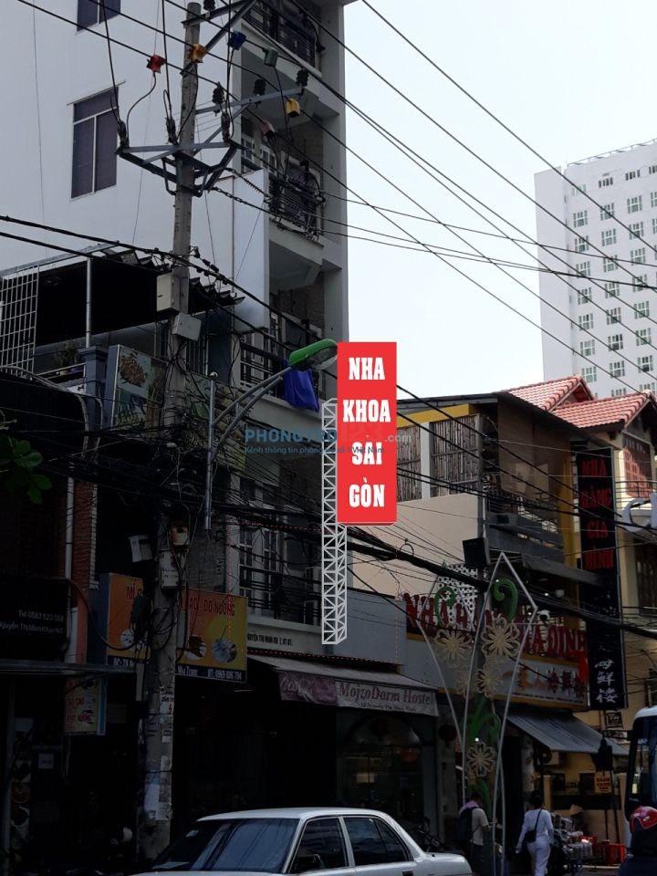 Cho thuê nhà gác tầng 2, tầng 3, tầng 4 tại 50 Nguyễn Thị Minh Khai, TP Nha Trang