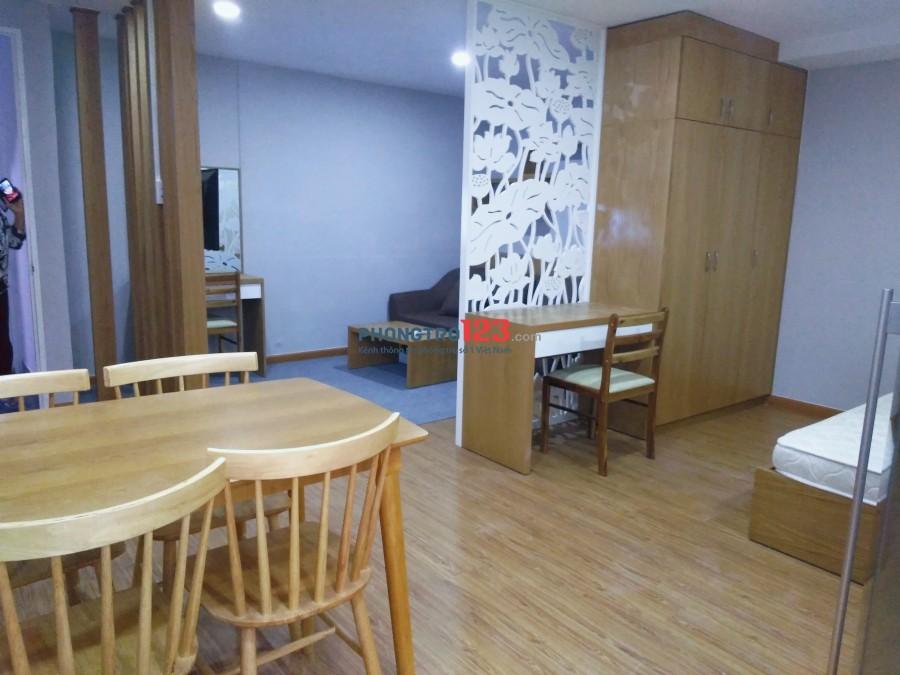 Cho thuê căn hộ mini full nội thất KDC Trung Sơn gần Lotte giá từ 6tr