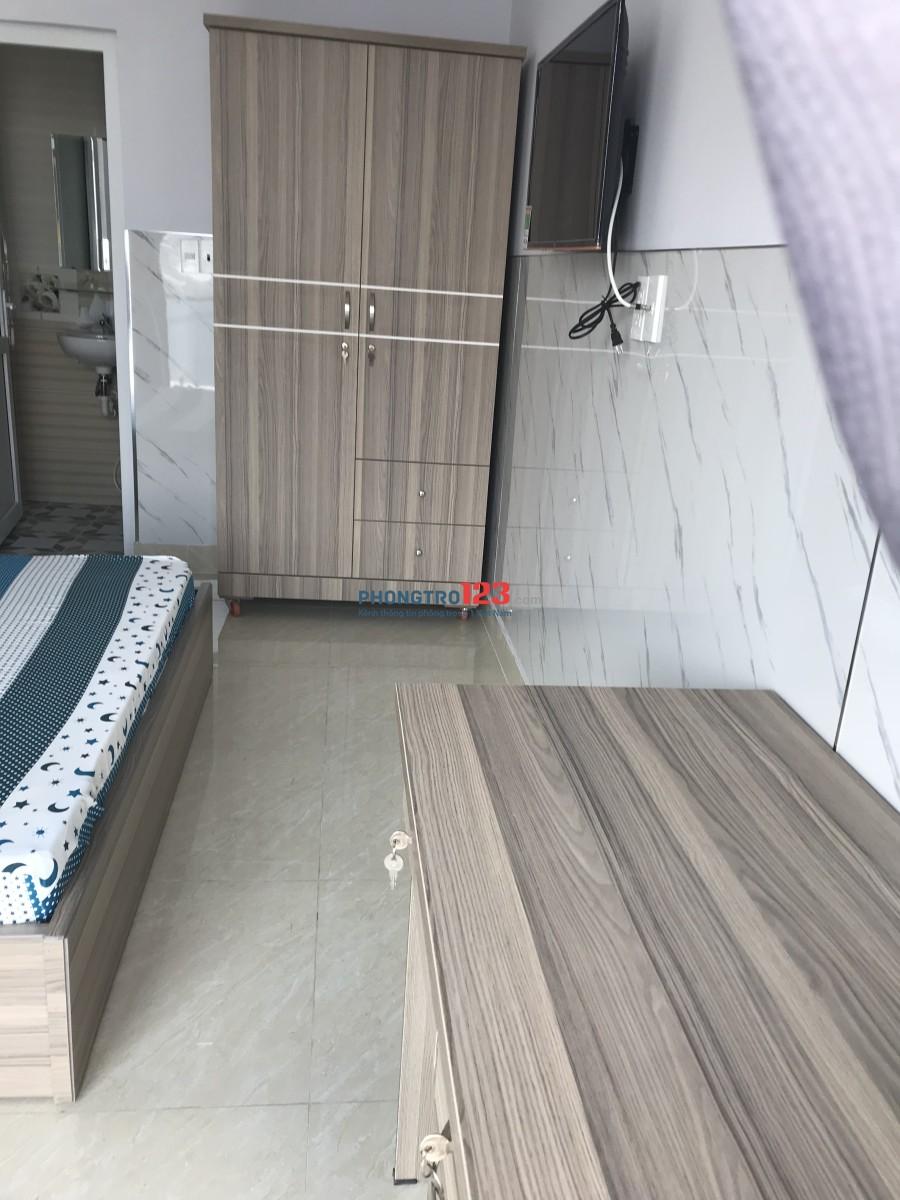 Căn hộ mới xây ở quận Phú Nhuận 2 mặt tiền đường