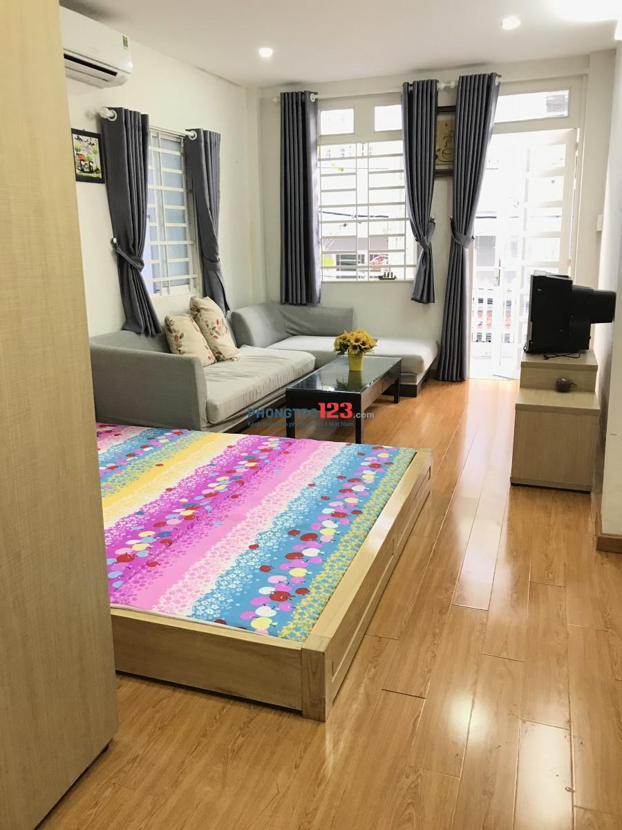 Cho thuê phòng trọ cao cấp đường Đinh Tiên Hoàng